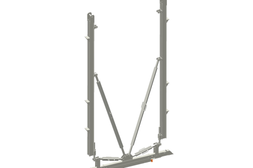 Vertical Structure Support
